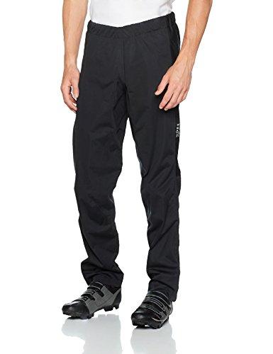 Gore Bike Wear Men´s Rain Overpants, GORE-TEX Active, Pants, Size: L, Black, ()