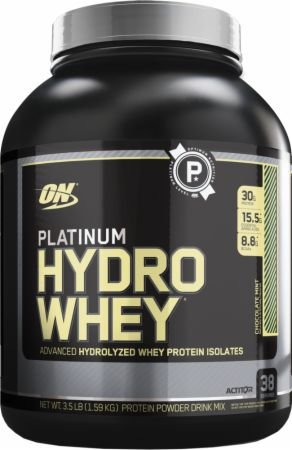 Amazon.com: Platinum HydroWhey por Optimum Nutrition Suero ...