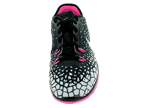 Erwachsene 5 Fit Free Schwarz Nike 0 704695 Unisex TR mit silber Print 5 Laufschuhe IwRqzqdX