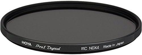 Hoya 55mm Neutral Density (ND) 0.6 Pro 1 Digital Multi-Coated Glass Filter [並行輸入品]