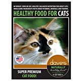 Cheap Dave'S Pet Food Naturally Healthy Dry Food For Adult Cats, 20 Lb
