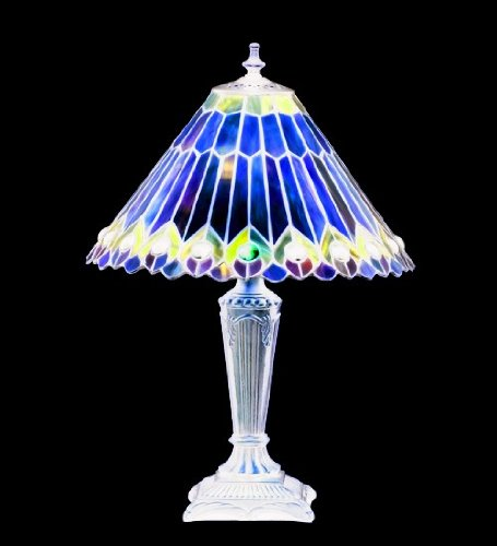(1-Light Jeweled Peacock Accent)