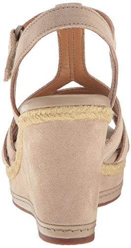 d1b4c8a71c4e Clarks Dame Zia Regimet Kile Sandal Sand Semsket - tanarijewelry.com