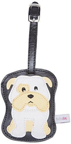 Luggage Tag, Bulldog