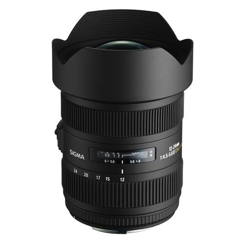 Sigma 12-24mm f4.5-5.6 II DG HSM for Nikon - 1