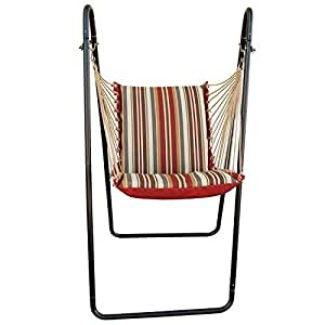 Swing Chair and Stand Combination -