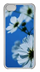 iPhone 5C Case, Personalized Custom Toward The Sky for iPhone 5C PC Clear Case by mcsharks