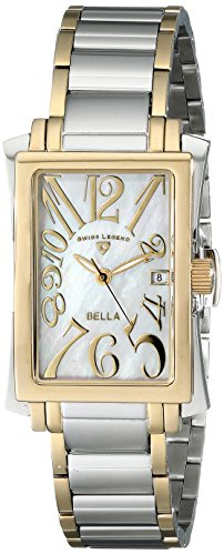 Swiss Legend Women's 40034-SG-22 Bella Two-Tone Bracelet Watch