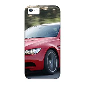 New Fashion Premium Tpu Case Cover For Iphone 5c - Bmw M3 Coupe 2008