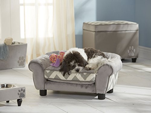 Ordinaire Dog Sofa   Cuddling Paradise Dog Bed In Beige With Storage Bag At The Back  And The Removable Cushion Can Be Washed For A Good Nightu0027s Sleep Without A  Risk ...