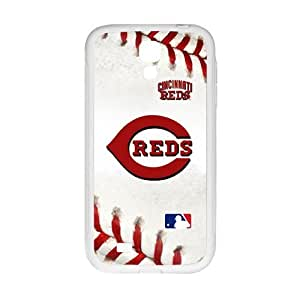 baseball reds Phone Case for Samsung Galaxy S4