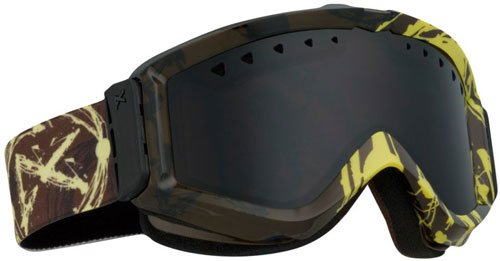 - Anon Figment Snow Goggles - Spill / Grey