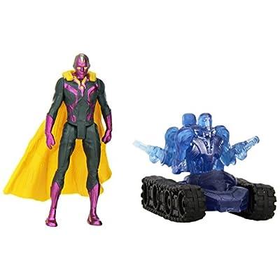 Avengers Vision vs Sub Ultron 011 Action Figure: Toys & Games