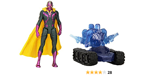 Marvel Avengers VISION Civil War Action Figure Model Statue Toy Doll Figurines