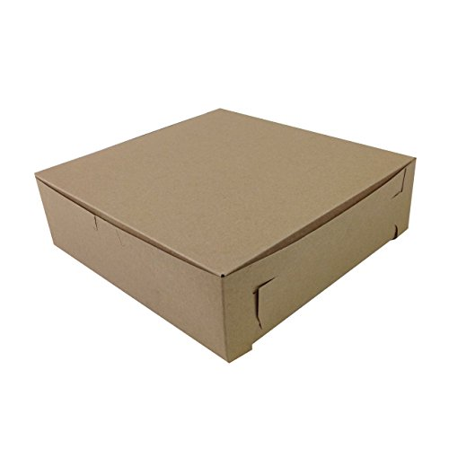 10 x 10 x 3 bakery box - 1