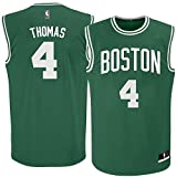 Outerstuff Isaiah Thomas Boston Celtics NBA Team Apparel Infants Green Road Replica Jersey (Infants 24 Months)