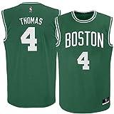 Outerstuff Isaiah Thomas Boston Celtics NBA Team Apparel Infants Green Road Replica Jersey (Infants 24 Months)