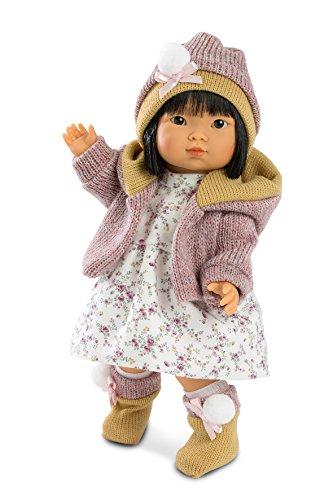 Asian Fashion Dolls - Llorens LL28024 11