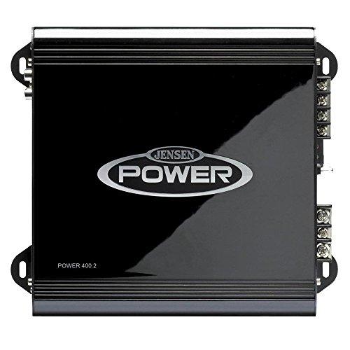 Jensen 2 Channel - Jensen Power 4002 200W 2 Channel Amplifier