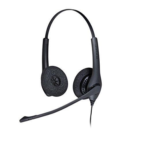 Jabra Biz 1500 USB Duo Wired Professional Headset -