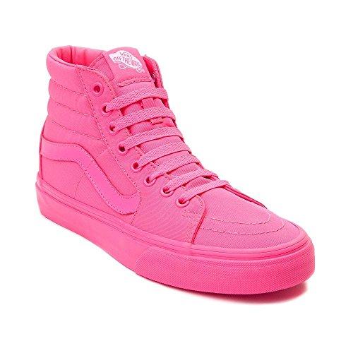 Pink Hi Vans Skate Shoe Sk8 qOCYCw6