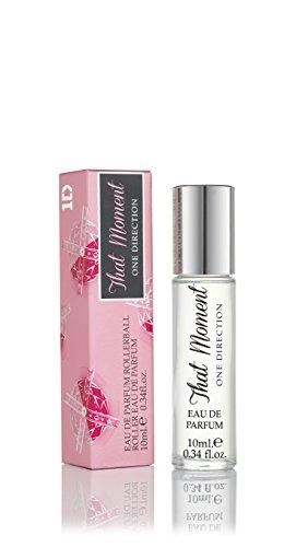One Direction That Moment Mini Eau de Parfum Rollerball for Women, 0.34 Ounce