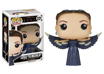 "Funko POP Movies: The Hunger Games - Katniss ""The Mocking Jay"" Action Figure"