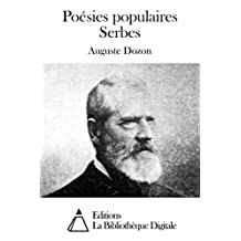Poésies populaires Serbes (French Edition)