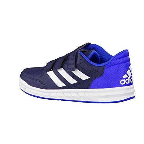 adidas K Cloudfoam Boys' Blue Conavy Ftwwht Conavy AltaSport Blue Ftwwht Blue Shoes Fitness rAq1rEx