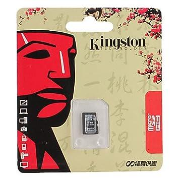 CL - 4 micro tarjeta de memoria kingston 16gb clase sd / tf del ...