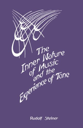 Experience Music Book - The Inner Nature of Music and the Experience of Tone