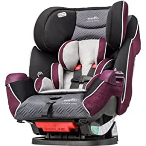 evenflo platinum symphony lx all in one convertible car seat josefina baby. Black Bedroom Furniture Sets. Home Design Ideas