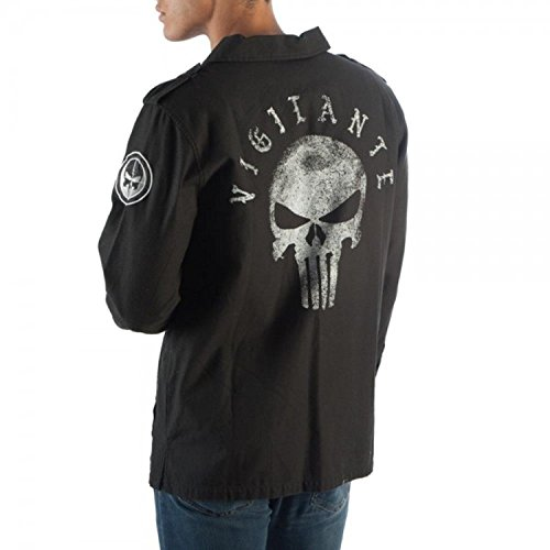 Punisher Motorcycle Jacket - 2