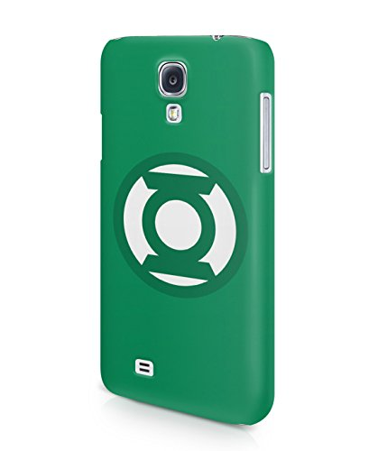 Green Lantern Logo Superhero Justice League Plastic Snap-On Case Cover Shell For Samsung Galaxy S4