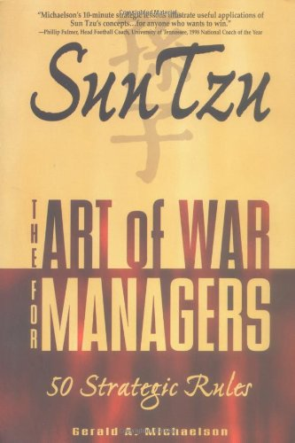 Read Online Sun Tzu: The Art of War for Managers; 50 Strategic Rules pdf
