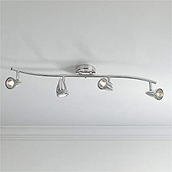 Amazon.com: Pro Track Thurston (4-Light Lámpara LED de techo ...