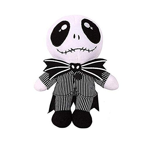 Originalidad Nightmare Before Christmas Plush Stuffed Jack Skellington 8