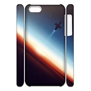 3D into Space IPhone 5C Case, Dustin - White