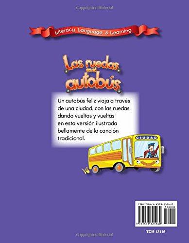 Las Ruedas En El Autobus the Wheels on the Bus Spanish Version La Transportacion Transportation Literacy, Language, and Learning: Amazon.es: Chris Sabatino: ...