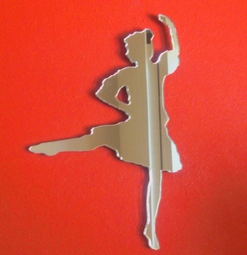 Super Cool Creations Highland Dancer Mirror - 60cm x 40cm