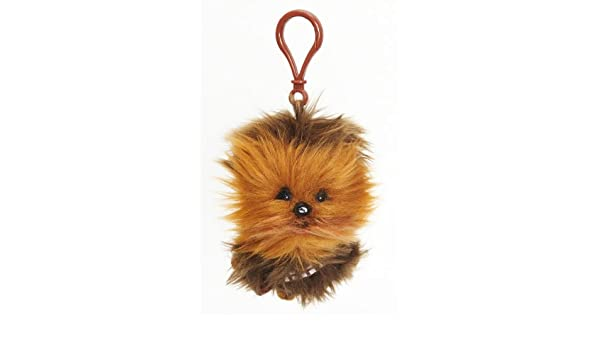 Llavero Star Wars/Guerra de las Galaxias Chewbacca: Amazon ...