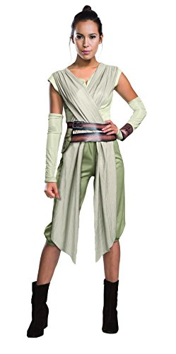 Star Wars The Force Awakens Adult Costume,Multi, (Unique Women Costume Ideas)