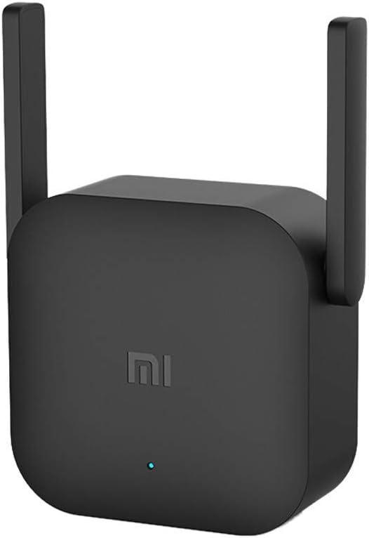 Xiaomi WiFi Repetidor de red Wifi extensor amplificador de cobertura(Puerto Ethernet,10/100 mbps, con enchufe, 300 Mbps, 2.4 GHz) Red Inalámbrica Señal Inalámbrica Red de Mejora Router Inalámbrico