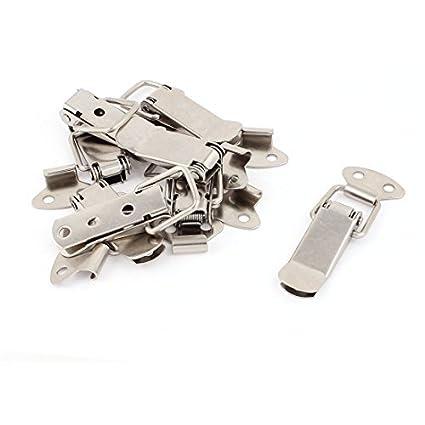 Caso Cajas pecho Bloqueo del metal con resorte de captura Toggle Latch 8 Ajusta