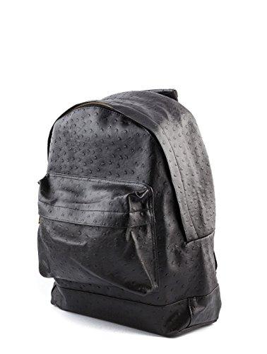 Mi Pac Ostrich Backpack negro