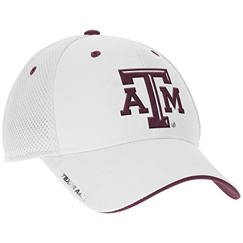 Adjustable Game Cap (NCAA Texas A&M Aggies Men's Spring Game Structured Adjustable Cap, One Size,)