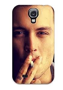 Brand New S4 Defender Case For Galaxy Johnny Depp Smoking