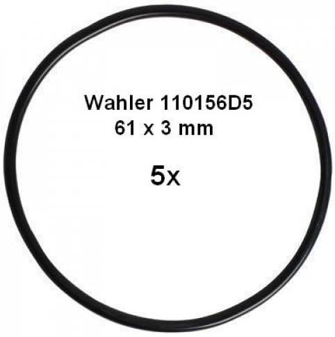 Condotto valvola-AGR Wahler 110156D5 Guarnizione