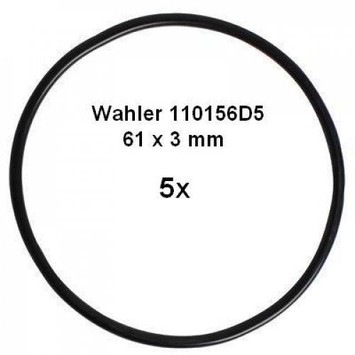 Wahler 110156D5 Gasket, EGR valve pipe
