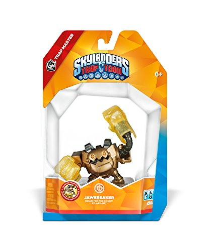 Skylanders Trap Team: Trap Master Jawbreaker Character Pack by Activision (Image #1)